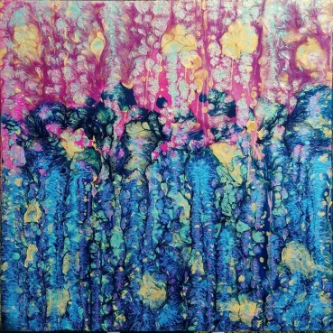 Mary Amber Shasteen-Artist
