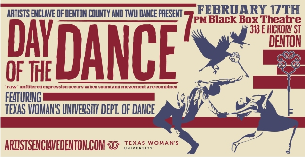 Day of the Dance FB event